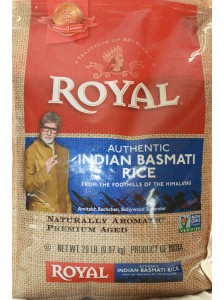 Royal Basmati Rice - (20 Lbs)