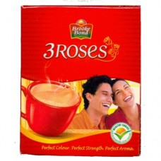 Brook Bond Three Roses Tea - (1 Kg)