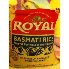Royal Brown Basmati Rice - (10 Lbs)
