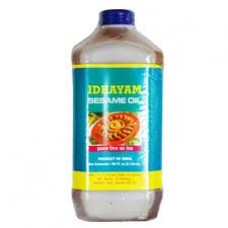 Idhayam Gingelly Oil - 1 Ltr
